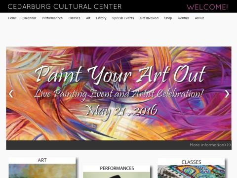 Cedarburg Cultural Center-Cedarburg, WI