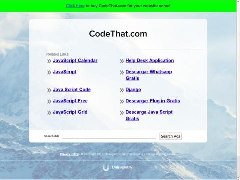 CodeThat.Com