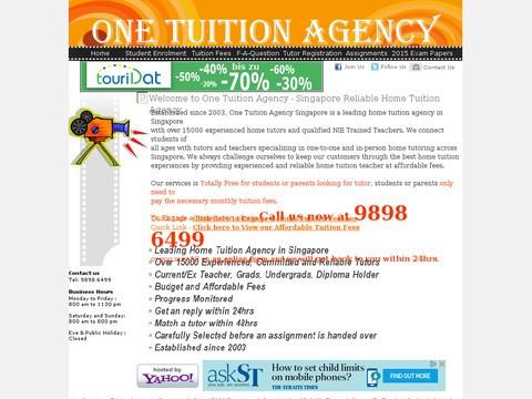 1 Tuition Singapore