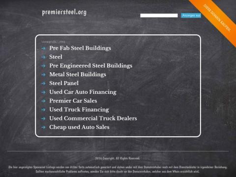 Premier Steel Buildings INC.
