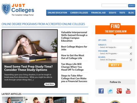 JustColleges