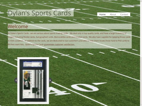 Dylans Sports Cards