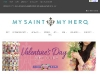 My Saint My Hero: Inspirational Jewelry  Accessories
