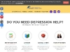 Depression Helper - Advice and Information that helps