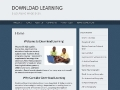 Download Learning - practical educational software