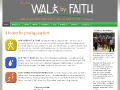 Walk By Faith Internet Ministry
