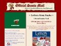Official Santa Mail | Letters from Santa