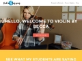 Violin Lessons - Violin by Becca