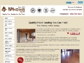 Sanding Wood Floors |  London
