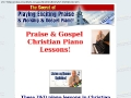 Gospel Music Piano Lessons