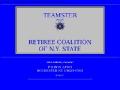 Teamster Retiree Coalition of N.Y. State