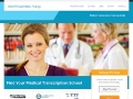 Medical Transcription Training
