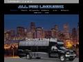Denver Limo - All Pro Limousine Denver