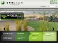 Orange Artificial Lawns | Synthetic Grass