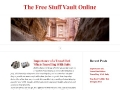 Thefreestuffvault - Save Time With One Stop Shoppi