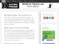 SavingFreak.com