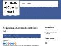 Port Talbot Coastguard Search and Rescue