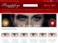 Beautifeye Fashion Coloured Contact Lenses