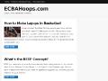 ECBA Hoops: Basketball Training