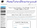 Home Tutors Directory