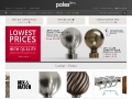 PolesDirect: Curtain Poles Online