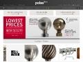 PolesDirect: Curtain Poles Online