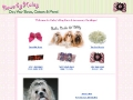 Dog Bows by Haley - High Quality Dog Bows & Access