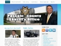 Welcome to the Passaic County Sheriffs Dept