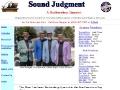 Sound Judgment Barbershop Quartet