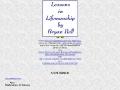 Lessons in Lifemanship
