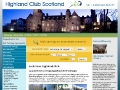 Highland Club Scotland Self Catering