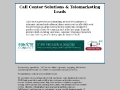 Telemarketing Sales & Mortgage Lead Generation
