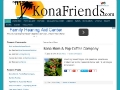 Kona Hawaii Local Information