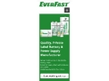 EverFast battery charger and rechargeable battery