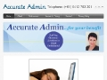 Accurate Admin Services