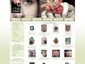 Ginga Squid Art Jewelry