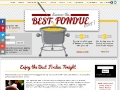Enjoy the Best Fondue Tonight