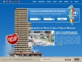 Rent apartments in the beach of Benidorm