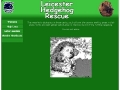 Leicester Hedgehog Rescue