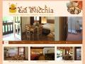 bed and breakfast apartment La Nicchia
