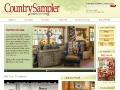 Country Sampler on the Web