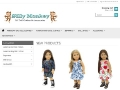 American Girl Doll Clothes by Silly Monkey