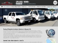 Reliable Towing Services in Hayward | Silverline Towing