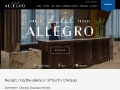 Hotel Allegro - a luxurious Chicago Loop hotel