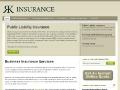 RK Insurance: Public Liability Insurance