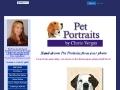 Pet Portraits by Cherie