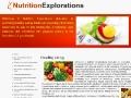 Nutrition Explorations