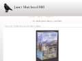 Award-winning Montana author: JanetMuirheadHill