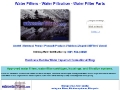 WatercenterFilters.com