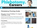 Phlebotomy Training and Career Guide